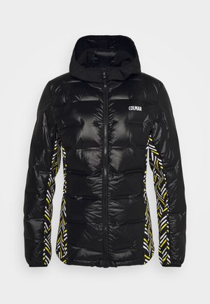 LADIESJACKET - Ski jacket - black/sunflower