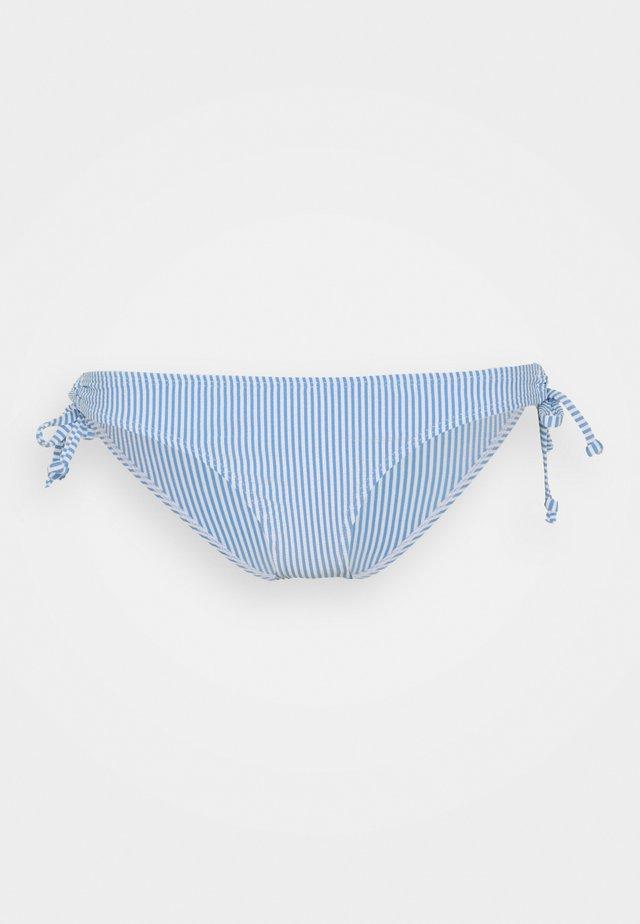STRIBA BIBI BOTTOM - Bas de bikini - blue