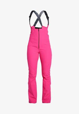 STRUTT - Spodnie narciarskie - bryte bubblegum
