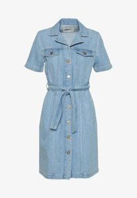 Leon & Harper - REMEMBER BLEACH - Day dress - blue - 0
