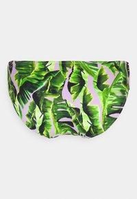 Freya - JUNGLE BRIEF - Bikini bottoms - cassis - 1