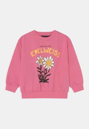 EDELWEISS - Sweatshirt - pink