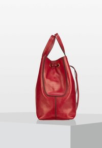 The Bridge - CATERINA  - Handbag - ribes rosso/oro - 3