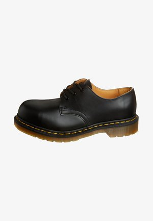 1925 3 EYE BOOT - Casual lace-ups - black