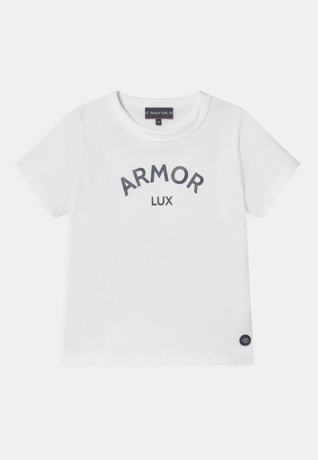 LOGO UNISEX - T-shirt con stampa - blanc