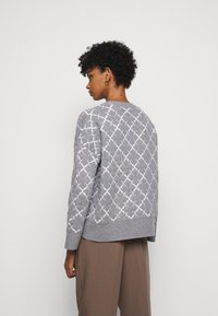 By Malene Birger - REESIAH - Jumper - med grey melange - 2
