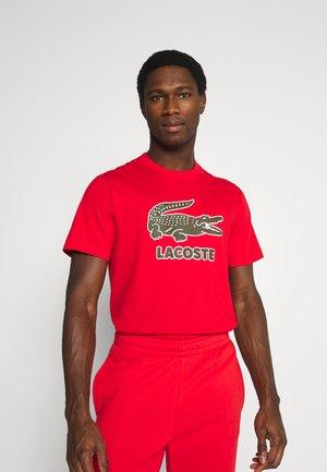 T-shirt con stampa - redcurrant bush
