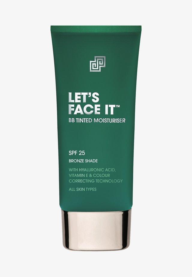 LET'S FACE IT - Tinted moisturiser - bronze