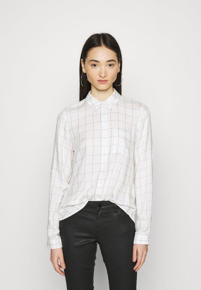 ONLANNALIE - Button-down blouse - off-white