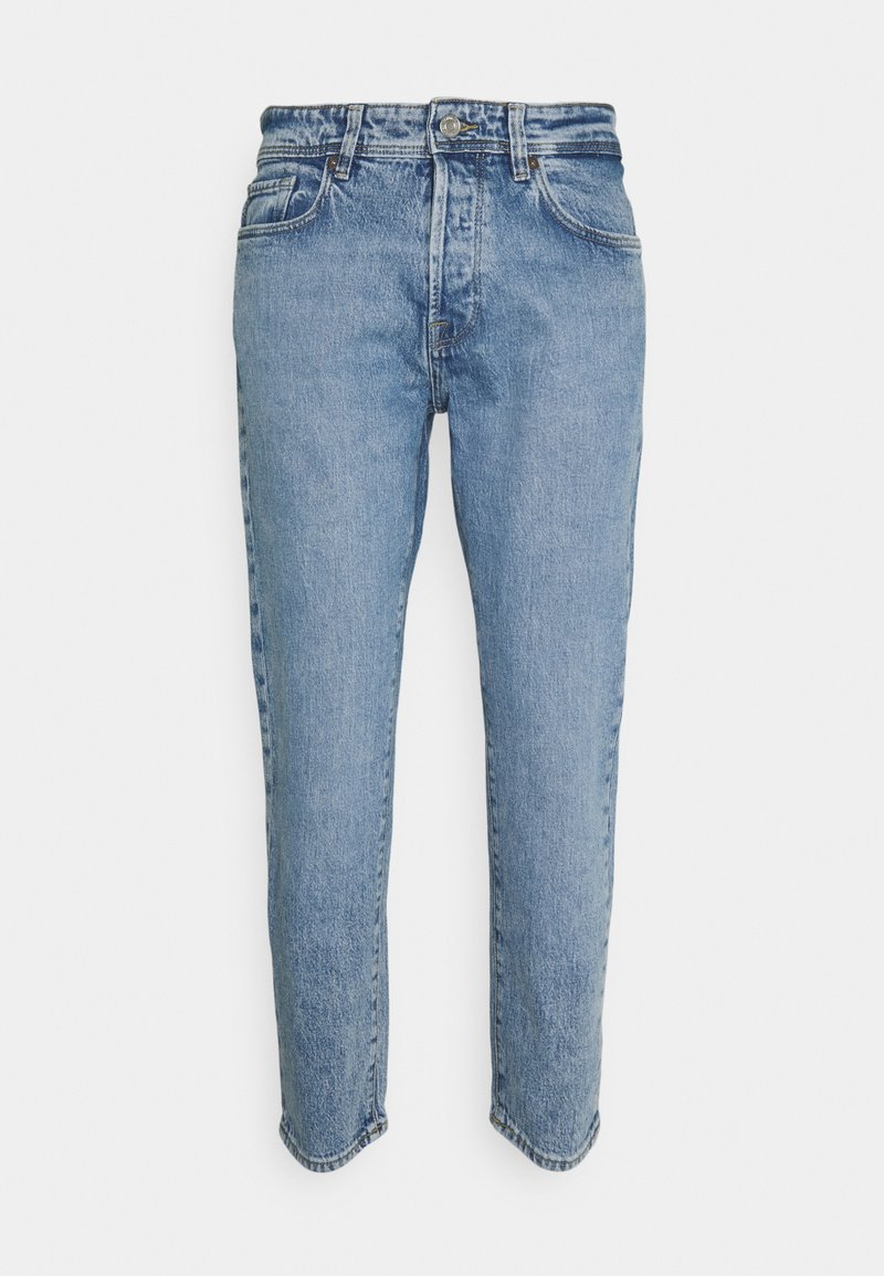 Selected Homme - SLHRELAXCROP - Jeans Tapered Fit - light blue denim