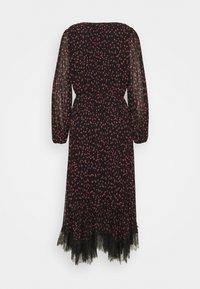 DKNY - Day dress - black rudolph/red powder/pink multi - 8