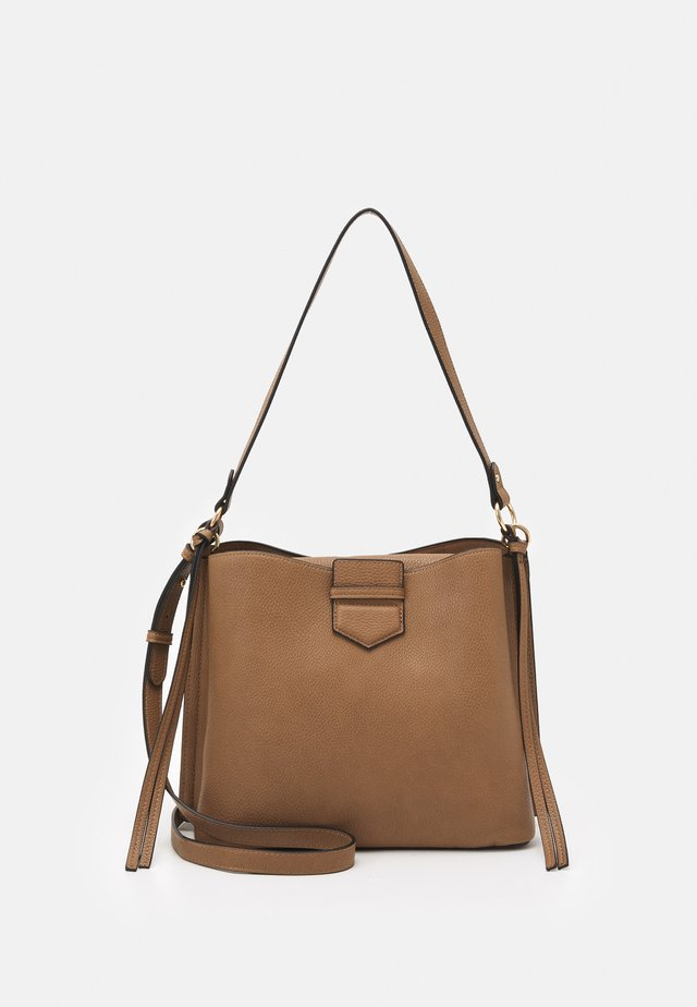 BAG OFELIA TOTE - Across body bag - light brown