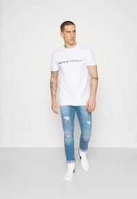 Denim Project - MR RED - Jeans Skinny Fit - light blue - 1