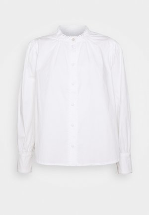 ONLSHIVA LIFE  - Button-down blouse - white