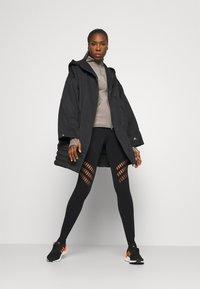 adidas by Stella McCartney - TRUESTR - Leggings - black - 1