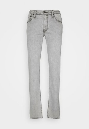 511™ SLIM - Vaqueros slim fit - grey denim