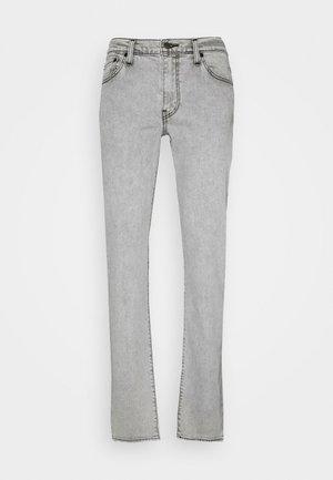 511™ SLIM - Jeansy Slim Fit - grey denim