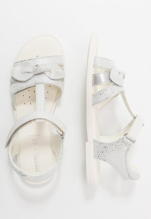 KARLY GIRL - Sandals - white