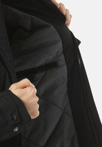 Didriksons - SARA - Winter coat - black - 3