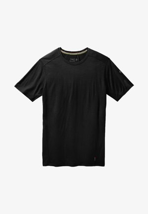 SHORT SLEEVE - Camiseta básica - black
