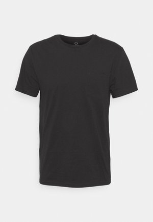 BASIC TEE - Jednoduché triko - black