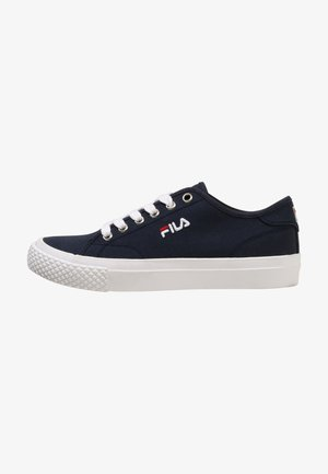 Trainers - fila navy
