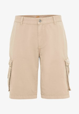 REGULAR FIT - Shorts - sand