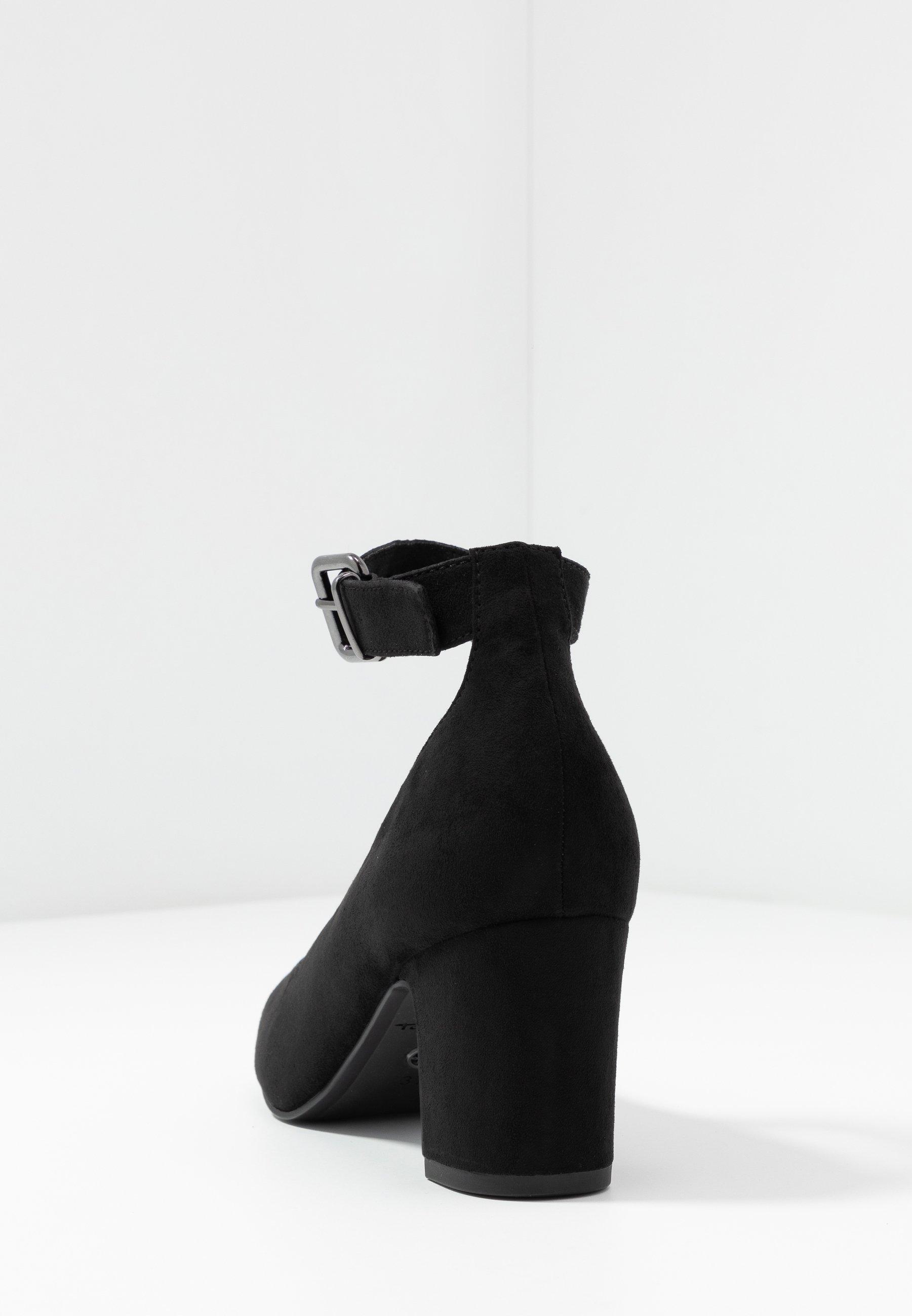 Tamaris Klassiske Pumps - Black/svart
