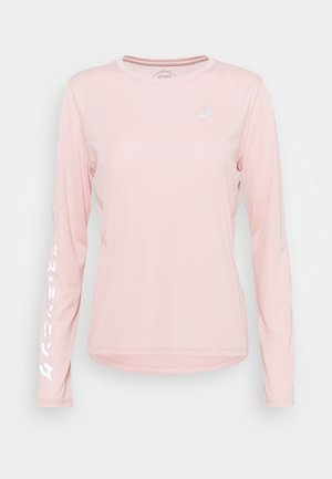 KATAKANA - Sports shirt - ginger peach