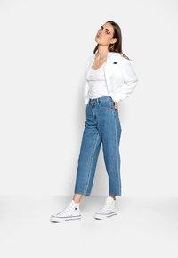 Kappa - ILVA - Training jacket - bright white - 3