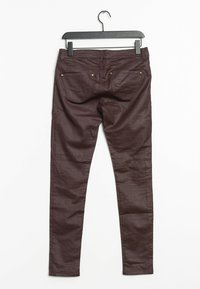 HALLHUBER - Trousers - red - 1