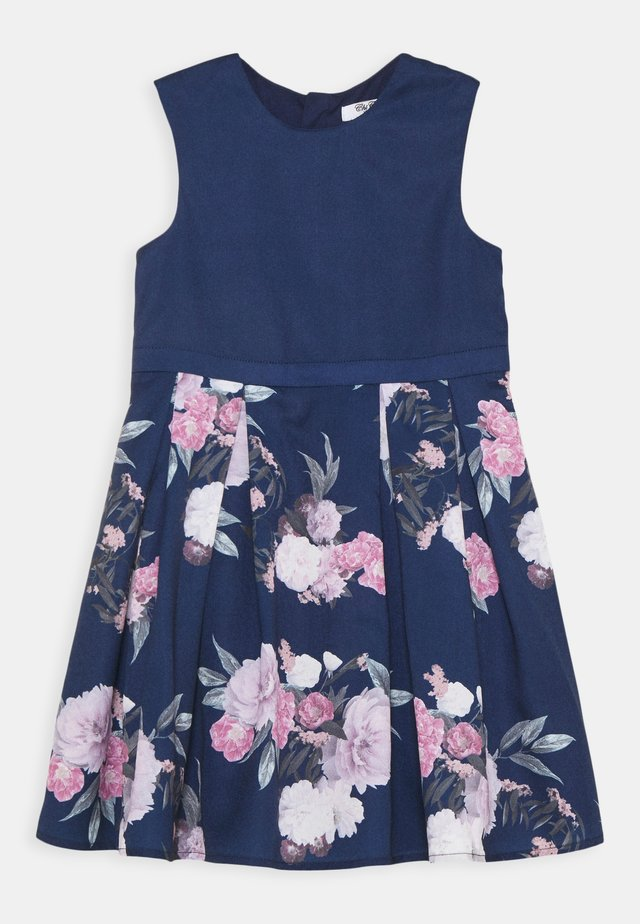 LOUISA DRESS - Cocktail dress / Party dress - navy