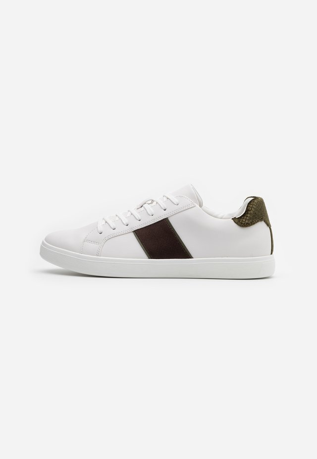 COWIEN - Sneakers basse - white/bone