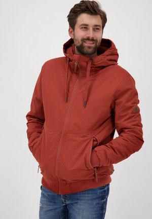 DON ESTEBANAK - Winter jacket - chestnut