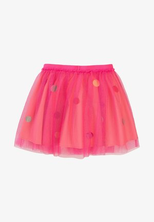 Jupe trapèze - pink