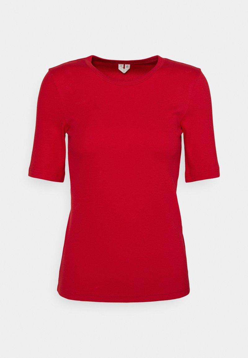 ARKET - T-shirt - Print T-shirt - red