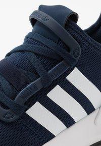 adidas Originals - PATH RUN - Trainers - collegiate navy/footwear white/core black - 2