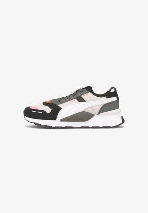 Stabilty running shoes - black-vaporous gray