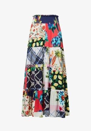 Długa spódnica - multicolor