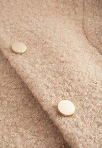 ORSAY - Classic coat - desert beige - 4