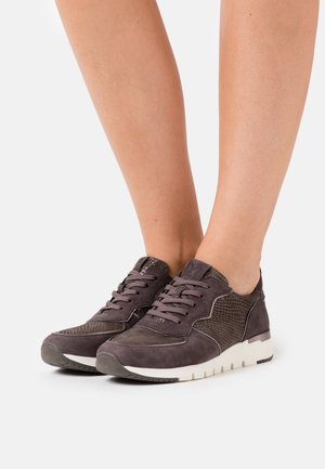 LACE UP - Trainers - dark grey