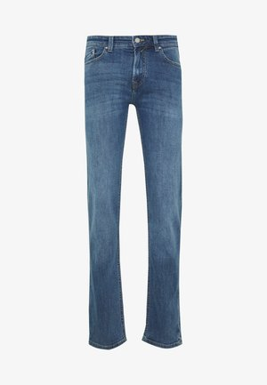 MEDIO - Jeans slim fit - mediumb lue
