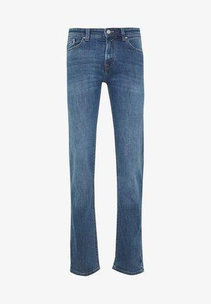 MEDIO - Slim fit jeans - mediumb lue