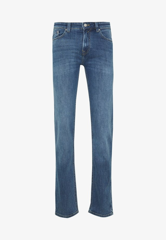 MEDIO - Slim fit jeans - mediumb lue