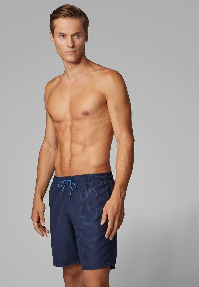 BOSS - ORCA - Swimming shorts - dark blue