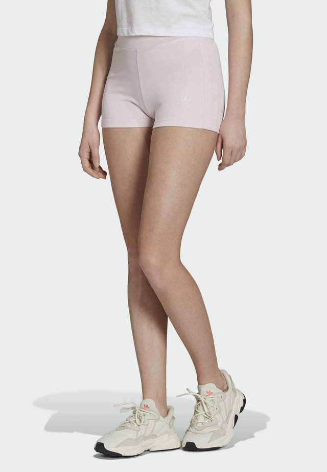 TENNIS LUXE BOOTY SHORTS ORIGINALS - Shorts - pearl amethyst