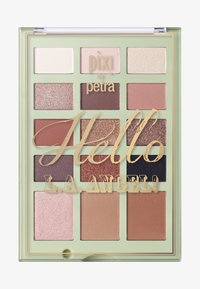 Pixi - HELLO BEAUTIFUL FACE CASE 16.05G - Eyeshadow palette - hello la - 0
