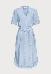 MAKITA BEACH SHIRT DRESS - Shirt dress - powder blue