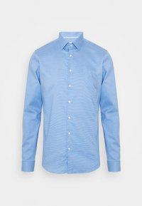 Calvin Klein Tailored - STRUCTURE SLIM  - Formal shirt - light blue - 4