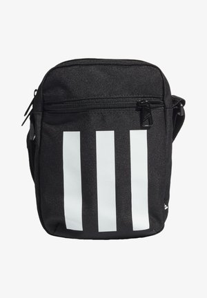 ESSENTIALS 3-STRIPES SHOULDER BAG - Skulderveske - black